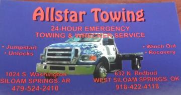 Allstar Towing